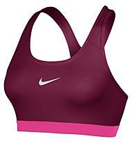 Nike New Pro Classic Bra reggiseno sportivo, Red