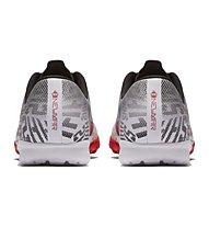 Nike Neymar Jr. VaporX 12 Academy TF - Fußballschuh Hartplätze - jugendliche, White/Red/Black