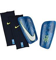 Nike Neymar Mercurial Lite - Schienbeinschützer, Blue/Black