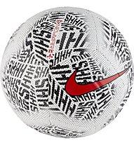 Nike Neymar Strike - Fußball, White/Black/Red