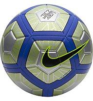 Nike Neymar Strike Football - pallone calcio, Grey/Blue