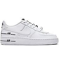 Nike Air Force 1 LV8 3 - Sneakers - Jungen, White/Black
