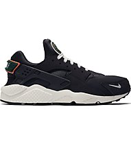 super popular a82d5 64f54 ... france nike air huarache run premium sneakers uomo black 8dae8 d8664