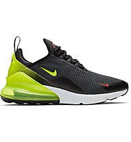 Nike Air Max 270 SE - Sneaker - Herren, Black/Yellow