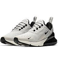 Nike Air Max 270 - sneakers - donna, Light Grey/Black