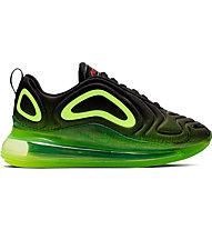 Nike Air Max 720 (GS) - Sneaker - Jugendliche, Black/Green