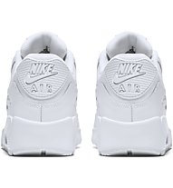 Nike Air Max 90 Leather (GS) - Sneaker - Kinder, White