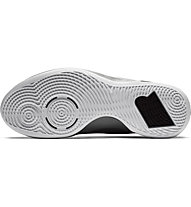 Nike Nike Air Versitile III - scarpa basket, Black/Grey/Gold