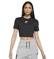 Nike Nike Air W's - T-Shirt - Damen, Black