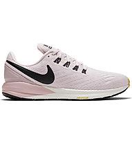 Nike Air Zoom Structure 22 - Laufschuh Stabil - Damen, Rose