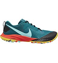 Nike Air Zoom Terra Kiger 5 - scarpe trail running - uomo, Dark Green