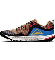 Nike Air Zoom Wildhorse 5 - scarpe trail running - uomo, Brown