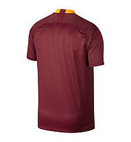 Nike Nike Breathe A.S. Roma Home Stadium - maglia calcio - uomo, Red/Yellow