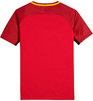 Nike Nike Breathe A.S. Roma Heimtrikot 2017/2018 - Fußballtrikot - Kinder, Red
