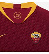 Nike Nike Breathe A.S.Roma Stadium Home - maglia calcio - bambino