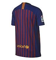 Nike Nike Breathe FC Barcelona Home Stadium - maglia calcio - bambino, Blue/Gold