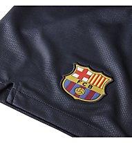 Nike FC Barcelona Heim - Fußballhose - Kinder, Blue/Gold