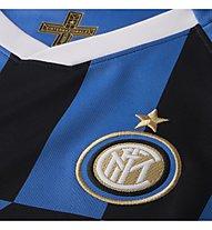 Nike Inter Mailand Stadium Home Junior - Fußballtrikot - Kinder, Black/Blue/White