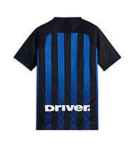 Nike Inter Mailand Heimtrikot 2018 - Fußballtrikot - Kinder, Black/Blue
