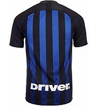 Nike Inter Mailand Heimtrikot 2018 - Fußballtrikot - Herren, Black/Blue