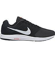 Nike Downshifter 7 - neutraler Laufschuh - Herren, Black/White