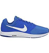 Nike Downshifter 7 - neutraler Laufschuh - Herren, Blue