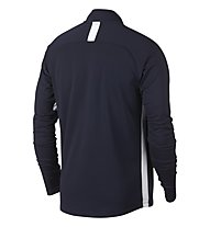 Nike Dri-FIT Academy Dril-Top - Sweatshirt Fußballtraining - Herren, Dark Blue/White