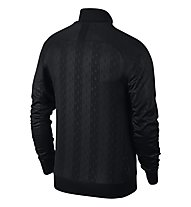 Nike Dri-FIT Academy - Trainingsjacke - Herren, Black/Black