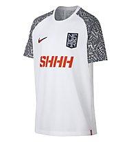 Nike Dri-FIT Neymar - Fußballtrikot - Jungen, White/Grey