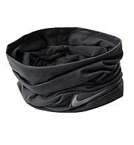 Nike Nike Dri Fit Wrap - scaldacollo running, Black/Grey