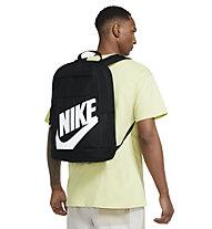 Nike Elemental  - Daypack, Black/White