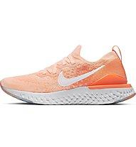Nike Epic React Flyknit 2 - scarpe running neutre - donna, Orange