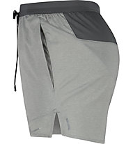 "Nike Flex Stride 5"" Brief Running - pantaloni running - uomo, Grey"