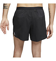 "Nike Flex Stride 5"" Brief Running - pantaloni running - uomo, Black"