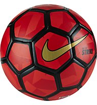 Nike FootballX Strike Fußball, Red