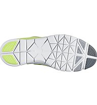Nike Free 5.0 Damen, Volt Yellow/Cool Grey