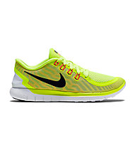 Nike Nike Free 5.0 Damen, Yellow
