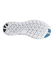 Nike Free Run Flyknit 2 - Laufschuh - Herren, Blue Lagoon