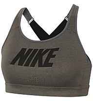 Nike Impact Women's Strappy High-Support Sports Bra - Sport BH hoher Stützungslevel - Damen, Green