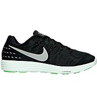 Nike Lunartempo 2 - scarpe running - uomo, Black/Metallic Pewter/Green