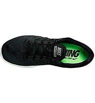Nike Lunartempo 2 LB, Black/Metallic Pewter/Green