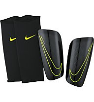 Nike Mercurial Lite - parastinchi calcio, Black