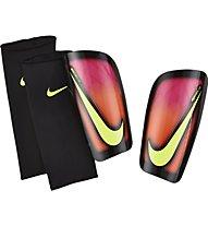 Nike Mercurial Lite Shin Guards Parastinchi, Pink/Yellow