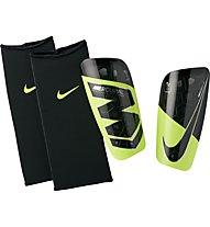 Nike Nike Mercurial Lite - parastinchi da calcio, Green/Black