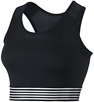 Nike Motion Top - Sport-BH, Black