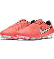 Nike Phantom Venom Elite FG Firm-Ground Soccer Cleat - scarpe da calcio terreni compatti, Orange