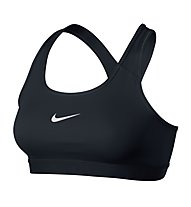 Nike Reggiseno Pro Classic, Black/Black/White