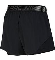 Nike Pro Flex 2-in-1 Woven - Trainingshose kurz - Damen, Black