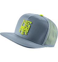 Nike Nike Pro Neymar - Fußballkappe - Kinder, Grey/Green