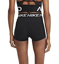 """Nike Nike Pro Women's 3"""" Shorts - kurze Fitnesshose - Damen, Black"""